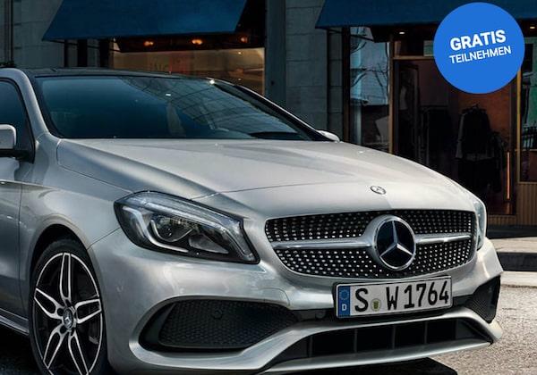 Mercedes-Benz A-Klasse gewinnen