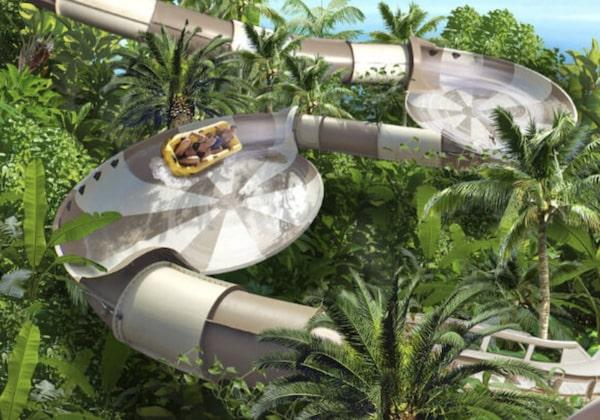 Reise Siam Wasserpark Teneriffa gewinnen