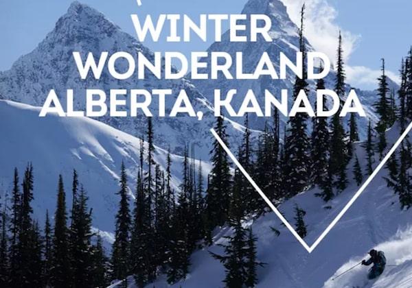 Skiwoche Kanada gewinnen