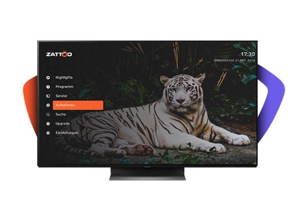 Panasonic 4K UHD Smart-TV gewinnen