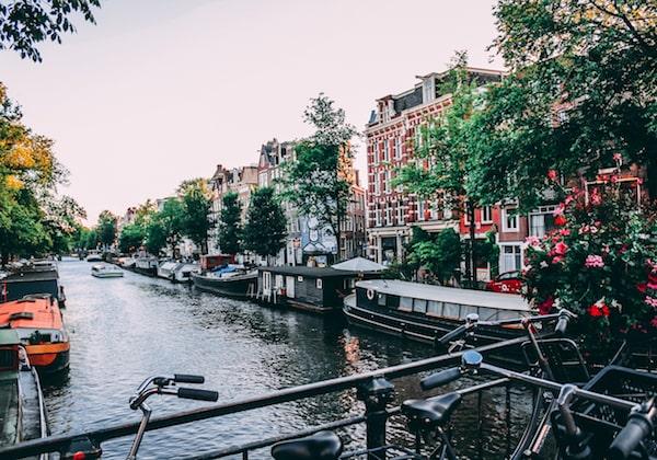 Reise nach Amsterdam gewinnen