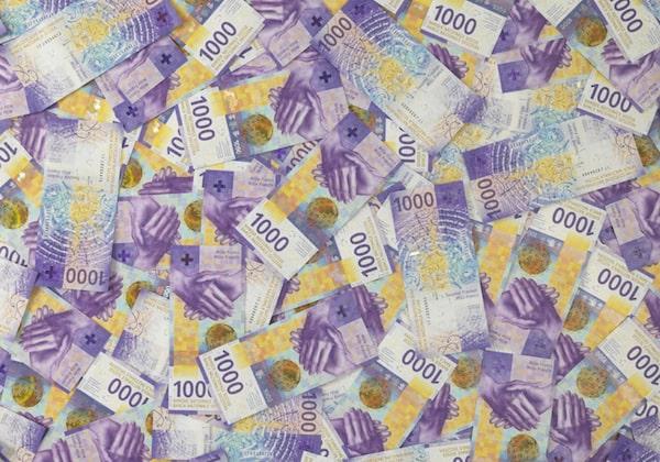 1'000 Franken Bargeld gewinnen