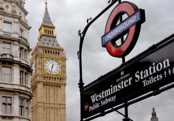 Reise nach London gewinnen