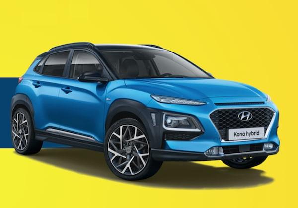 Hyundai Kona Hybrid gewinnen