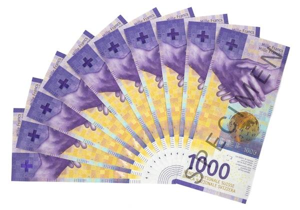 5'000 Franken Cash gewinnen
