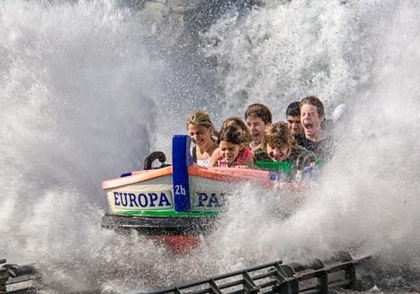Eintritt & Reise in den Europa-Park gewinnen