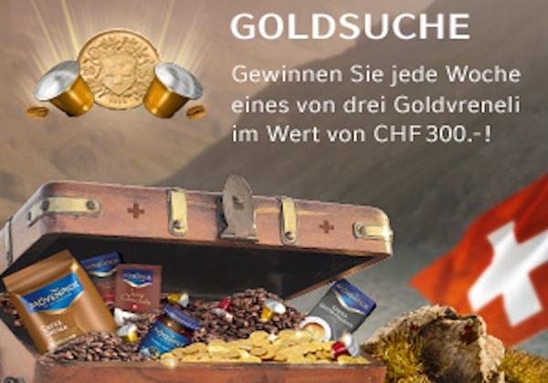 Goldvreneli gewinnen