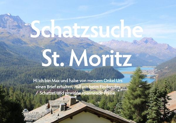 Wochenende in St. Moritz gewinnen