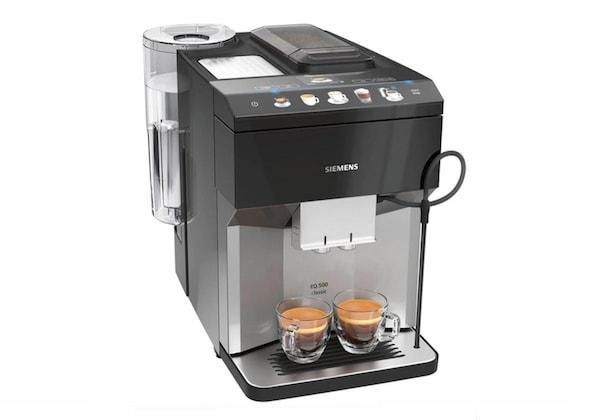 Siemens Kaffeevollautomat gewinnen