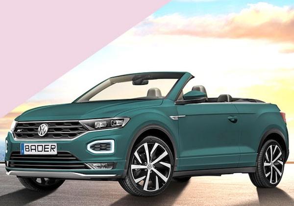 VW T-Roc Cabrio gewinnen