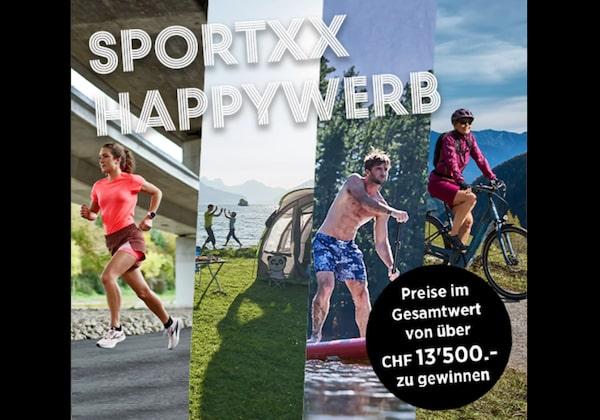 SportXX Happywerb