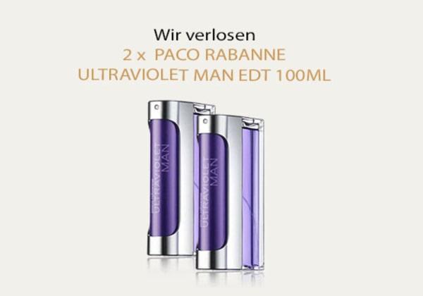 Paco Rabanne Ultraviolet Man gewinnen