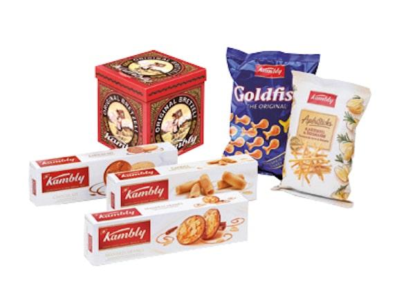 Kambly Biscuitpaket gewinnen