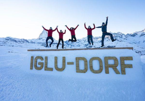 Iglu-Übernachtung gewinnen