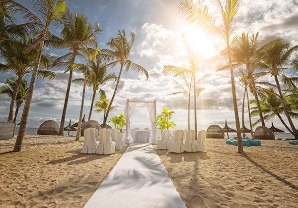 Strandhochzeit auf den Seychellen gewinnen